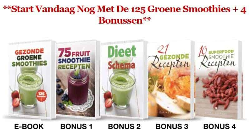 superfood smoothies - Superfood Smoothie Recept, Heel Lekker Gezond !