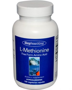2 19 300x375 - L-Methionine 100 Veggie Caps - Allergy Research Group