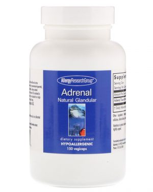 3 300x375 - Adrenal Natural Glandular 150 Vegicaps - Allergy Research Group