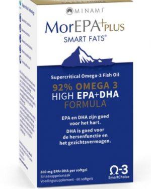 mor epa plus minami 300x375 - MorEPA Plus (60 Capsules) - Minami
