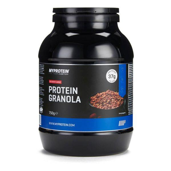 11091293 9644385555968353 600x600 - Protein Granola 750g - Myprotein