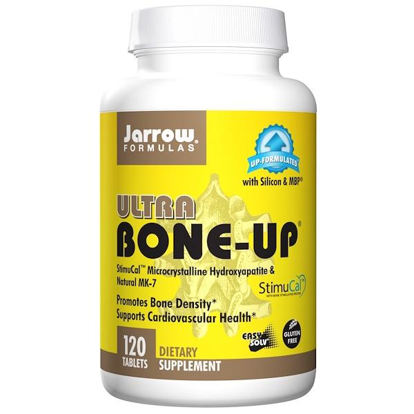 12 7 - Ultra Bone-Up (120 tablets) - Jarrow Formulas