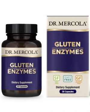 18 2428 Product Primary Image 300x375 - Gluten Support Enzymes (30 Capsules) - Dr. Mercola