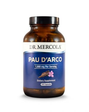 18 2562 product primary image 300x375 - Pau d'Arco 1000mg 120 Capsules - Dr Mercola
