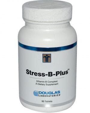 1 2 43 300x375 - Stress-B-Plus vitamine B-Complex (90 tabletten) - Douglas Laboratories
