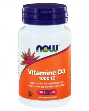 2403 300x375 - Vitamine D3 1000 IE (90 softgels) - NOW Foods