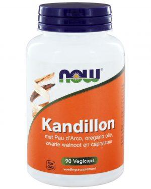 7260 300x375 - Kandillon (90 vegicaps) - NOW Foods