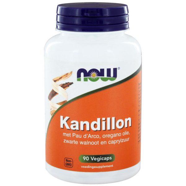 7260 600x600 - Kandillon (90 vegicaps) - NOW Foods