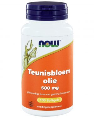 8070 300x375 - Teunisbloemolie 500 mg (100 softgels) - NOW Foods