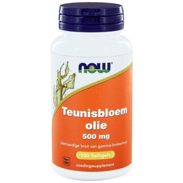 8070 600x600 - Teunisbloemolie 500 mg (100 softgels) - NOW Foods