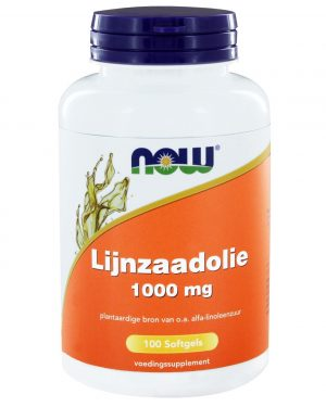 8090 300x375 - Lijnzaadolie 1000 mg (100 softgels) - NOW Foods