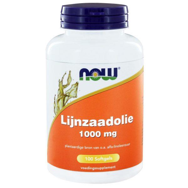8090 600x600 - Lijnzaadolie 1000 mg (100 softgels) - NOW Foods