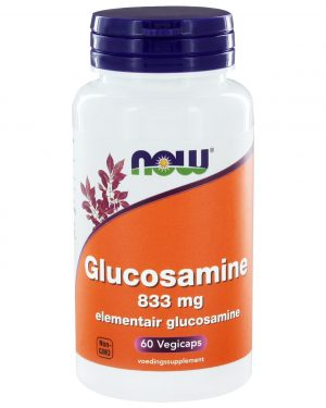 8944 300x375 - Glucosamine (60 vegicaps) - NOW Foods