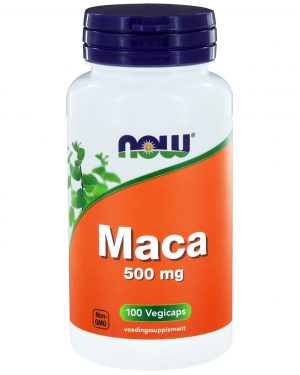 9190 300x375 - Maca 500 mg (100 vegicaps) - NOW Foods
