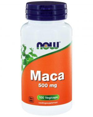 9190 300x375 - Maca 500 mg (100 vegicaps) - NOW Foods