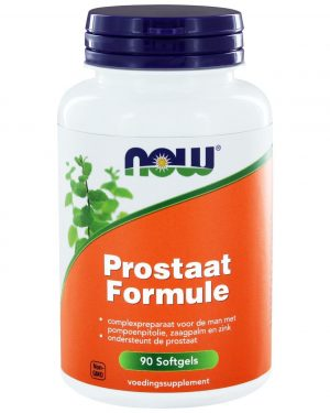 9222 300x375 - Prostaat Formule (90 softgels) - NOW Foods