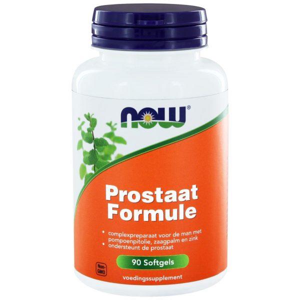 9222 600x600 - Prostaat Formule (90 softgels) - NOW Foods