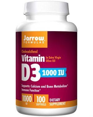 9 15 300x375 - Vitamin D3 1000 IU (100 softgels) - Jarrow Formulas