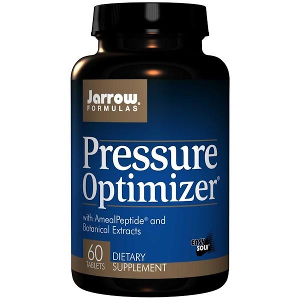 9 31 - Pressure Optimizer (60 tablets) - Jarrow Formulas