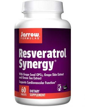 9 38 300x375 - Resveratrol Synergy (60 tablets) - Jarrow Formulas