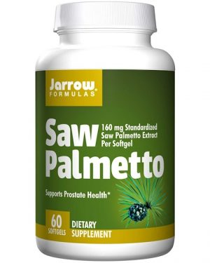 9 40 300x375 - Saw Palmetto 160 mg (60 softgels) - Jarrow Formulas