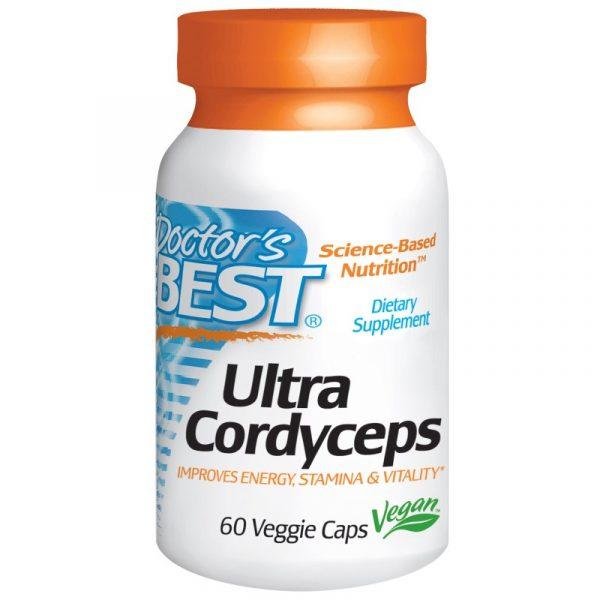 DRB 00103 5 600x600 - Ultra Cordyceps (60 Veggie Caps) - Doctor's Best