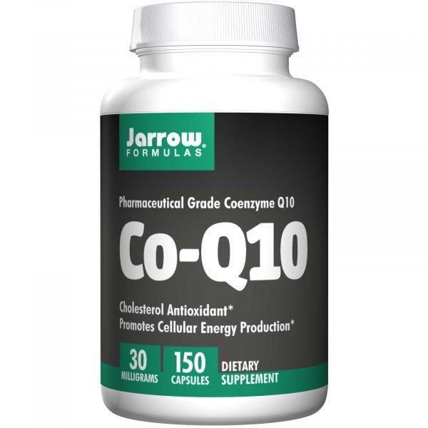 JRW 06002 13 1 600x600 - Co-Q10 30 mg (150 Capsules) - Jarrow Formulas