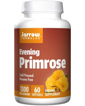 JRW 09002 5 1 300x375 - Evening Primrose 1300 mg (60 Softgels) - Jarrow Formulas