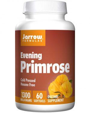 JRW 09002 5 1 300x375 - Evening Primrose 1300 mg (60 Softgels) - Jarrow Formulas