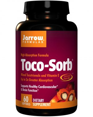 JRW 12026 7 1 300x375 - Toco-Sorb gemengde tocotriënolen en vitamine E (60 gelcapsules) - Jarrow Formulas