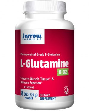JRW 15007 9 1 300x375 - L-Glutamine Powder (227 gram) - Jarrow Formulas