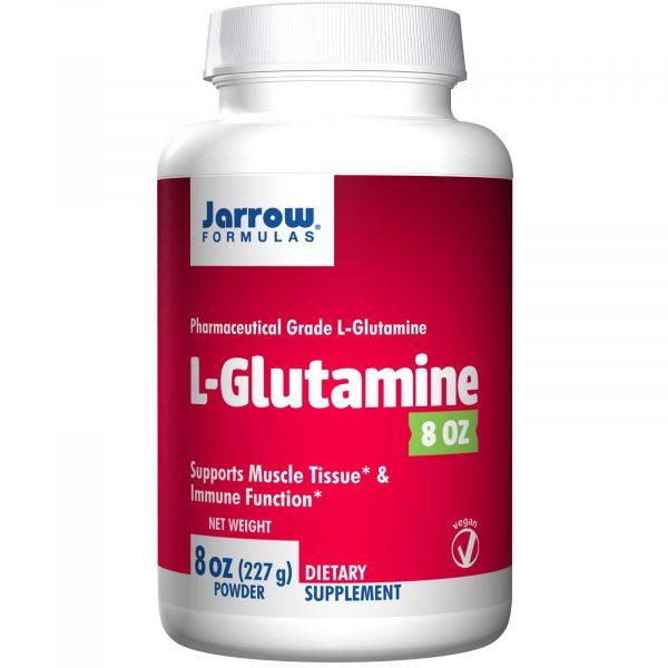 JRW 15007 9 1 600x600 - L-Glutamine Powder (227 gram) - Jarrow Formulas