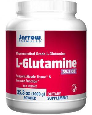 JRW 15035 11 1 300x375 - L-Glutamine Powder (1000 gram) - Jarrow Formulas