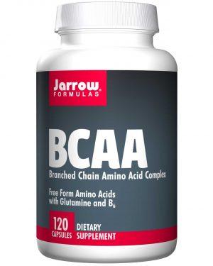 JRW 15053 7 1 300x375 - BCAA, Branched Chain Amino Acid Complex (120 Capsules) - Jarrow Formulas