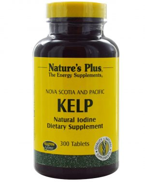NAP 03950 2 1 300x375 - Norwegian Kelp (300 Tablets) - Nature's Plus