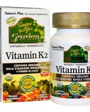 NAP 30737 8 300x375 - Vitamin K2 (60 Vegan Caps) - Nature's Plus