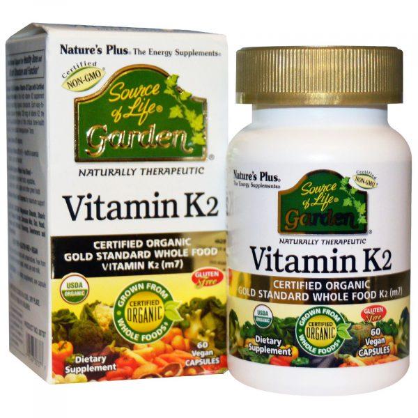 NAP 30737 8 600x600 - Vitamin K2 (60 Vegan Caps) - Nature's Plus