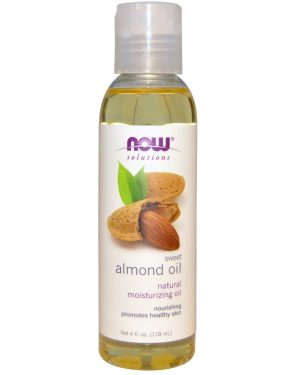 NOW 07660 8 1 300x375 - Sweet Almond Oil (118 ml) - Now Foods