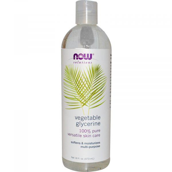 NOW 07700 5 1 600x600 - Vegetable Glycerine (473 ml) - Now Foods