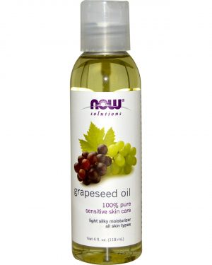 NOW 07705 1 1 300x375 - Grapeseed Oil (118 ml) - Now Foods
