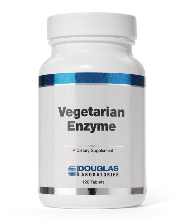 a1 6 600x736 - Vegetarische enzymen (60 tabletten) - Douglas Laboratories