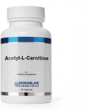 acetyl l carnitine 60 capsules 1 300x375 - Acetyl-L-Carnitine (60 capsules) - Douglas Laboratories