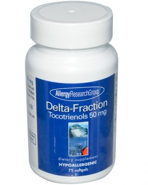 allergy deltafraction 300x375 - Delta-Fraction Tocotrienols 50 mg 75 Softgels - Allergy Research Group