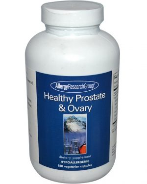 allergy healthy prostate 300x375 - Chinese - Vietnamese Herbs Blend (180 Veggie Caps) - Allergy Research Group