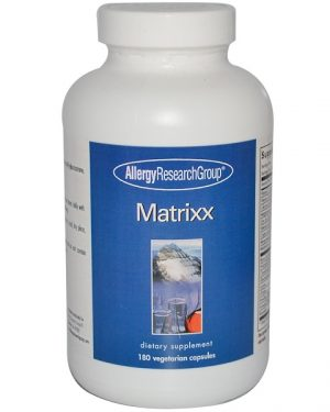 allergy matrix 180 300x375 - Matrixx 180 Veggie Caps - Allergy Research Group