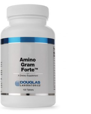 amino gram forte douglas laboratories 1 300x375 - Amino-Gram Forte (100 tabletten) - Douglas Laboratories