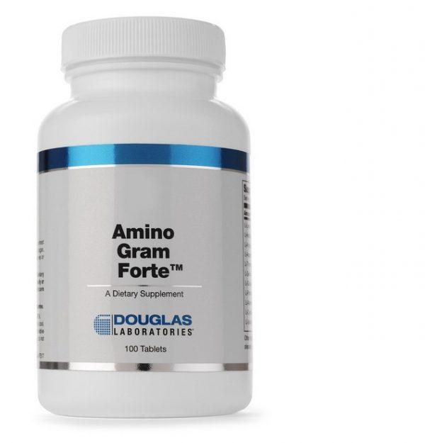 amino gram forte douglas laboratories 1 600x625 - Amino-Gram Forte (100 tabletten) - Douglas Laboratories