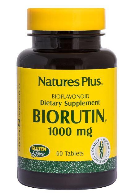 biorutin 1000 mg 90 tablets   nature s plus1 - Biorutin 1000 mg (90 Tablets) - Nature's Plus
