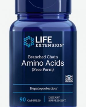 branched chain amino acids   90 capsules   life extension 300x375 - Branched Chain Amino Acids - 90 capsules - Life Extension