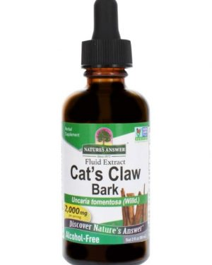 capture 4 300x375 - Cat's Claw Inner Bark, Alcohol-Free, 2000 mg (60 ml) - Nature's Answer